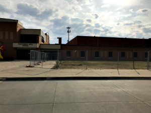 Perimeter Fence March 2019 2 site